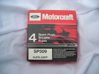 Ford Mustang GT 05-09 Spark Plugs x4 SP509 HJFS-24FP