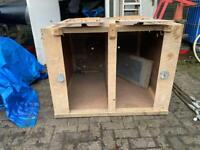 Dog crate/ box