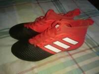 Boys Adidas Sock Boot Size 6