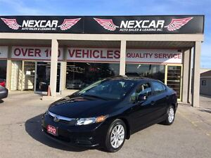 2012 Honda Civic EX AUTO* A/C SUNROOF ONLY 72K
