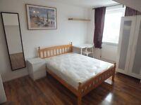 Fantastic Double Room - Beautiful Property - Mile End Station 3 min walk