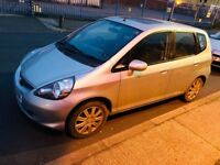 SUNROOF, NEW BREAK DISK & PAD JAZZ 1.4 i-DSI SE 5dr. VERY GOOD RUNNER. SMOOTH GEARBOX.URGENT SALE