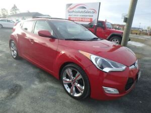 2012 Hyundai Veloster Tech (M6) ROOF! CERTIFIED!