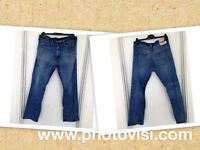 Mens blue denim Levis jeans W34 L30