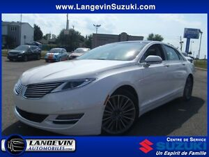 2013 Lincoln MKZ AWD/TECH PKG/19''/CUIR/GPS/TOIT PANORAMIQUE