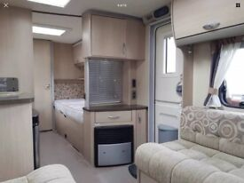 Sterling Eccles solitaire 4 bed caravan