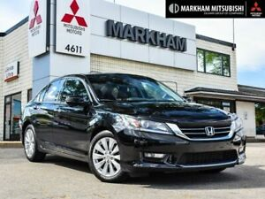 2015 Honda Accord EX-L |LEATHER|SUNROOF|BACKUP CAM|