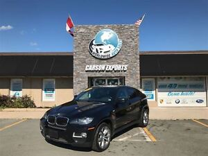2013 BMW X6 WOW! W/ M SPORT PACK! FINANCING AVAILABLE!