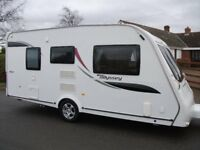 2010 ELDDIS ODYSSEY 462 2 BERTH WITH FULL AWNING,STUNNING CONDITION