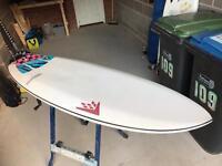"FireWire Baked Potato Surfboard 5ft 9"""