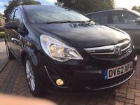 Vauxhall Corsa SE 1.4 2012 34K HIGH SPEC