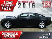 2012 Dodge Charger SE W/ Alloy Wheels-Low KM's-RWD