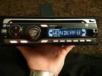Lg la4700r cd aux mp3 car stereo player