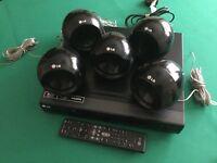 LG DVD surround sound