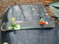 rasta enuff skateboard