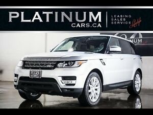 2014 Land Rover Range Rover Sport HSE V6 SUPERCHARGED,