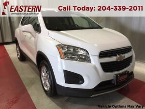 2014 Chevrolet Trax 1LT  15 ALLOY USB RADIO A/C CRUISE AM/FM