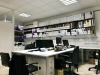 Desk(s) to rent in design studio Notting Hill amongst young and ambitious team - all inclusive