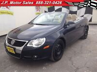 2007 Volkswagen Eos 2.0T, Automatic, Leather, Convertible,