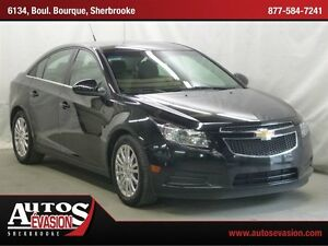 2011 Chevrolet Cruze ECO, AUTOMATIQUE + TURBO + A/C+ MAGS