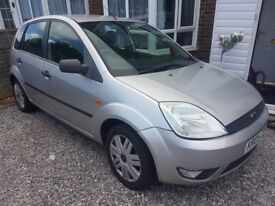 Ford Fiesta reduced!!!