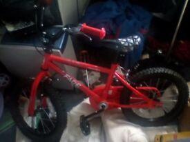 kids boy bike