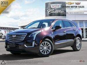 2018 Cadillac XT5 Luxury $259 Bi-Weekly + HST Lease 24 Months...
