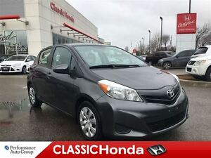 2012 Toyota Yaris LE | AUTOMATIC | A/C | HATCHBACK |