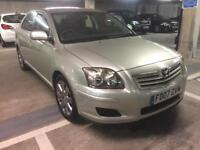 2007 toyota avensis d4d t3s 88 k mls literally like new!! Satnav ac cd hpi clear seeing is believing