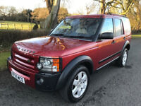 LAND ROVER DISCOVERY 3 2.7 TDV6 HSE AUTOMATIC