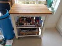 Ikea kitchen trolley