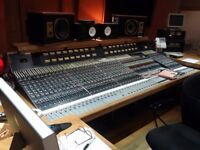 Outboard analogue mixing!