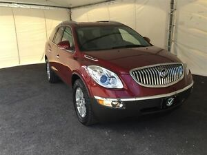 2008 Buick Enclave CX WITH 7 PASSENGER BUCKETS AND TRAILER PACKA