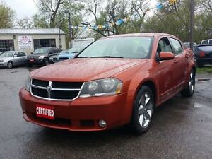 2008 Dodge Avenger R/T,,certified