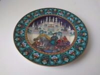 Villeroy & Boch Heinrich Plate - Limited Edition - Russian fairy - In search of the firebird