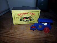 Moko Lesney Matchbox No.1 Steam Roller