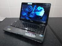 """Toshiba Satellite L635 13.3"""" Windows 7 Laptop"""