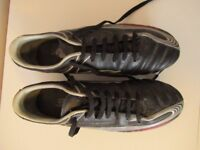 Football boots (moulded studs) SIZE 7