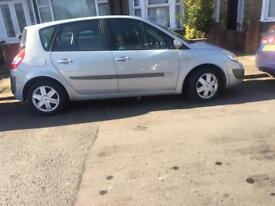 Auto scenic mot sept part ex to clear