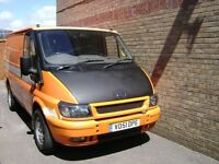 Ford Transit Swb Mot Until January