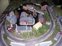 hornby 00 gauge train set