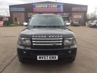 Range Rover Sport Diesel Auto, Sat Nav