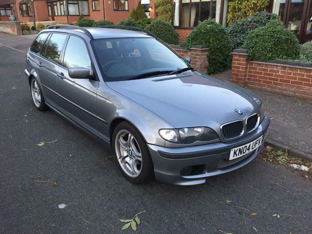 Bmw 318i Touring M Sport E46 2004 In Caister On Sea