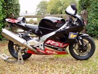 Aprilia RSV Mille 2001 HPI Clear Delivery Available Winter Bargain