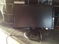 """19"""" widescreen Dell monitor"""