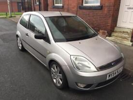 Ford Fiesta With Leather Seats sale / swap / swop