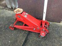 Sealey Trolley Jack 3ton Extra Heavy-Duty