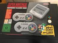Nintendo Mini SNES classic NEW MIB