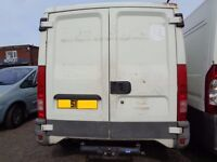 BREAKING --- Iveco Daily 2.8L Diesel Panel Van -- TOW TRUST TOW BAR --- 2001
