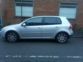 Vw golf mk5 2.0 gt tdi non runner for sale £550 ono